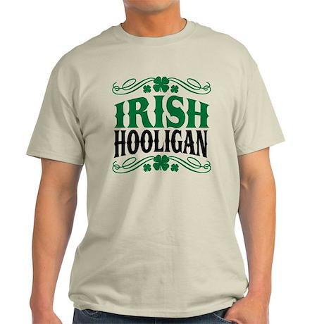 Irish Hooligan Light T-Shirt