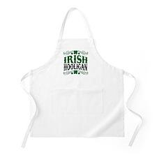 Irish Hooligan BBQ Apron