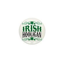 Irish Hooligan Mini Button