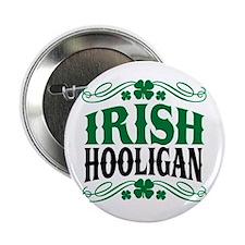 """Irish Hooligan 2.25"""" Button"""