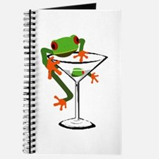 Frog and Martini Journal