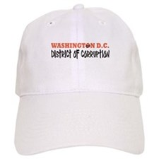 Washington D C Baseball Cap