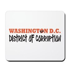 Washington D C Mousepad
