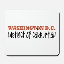 Washington D C Mousepad