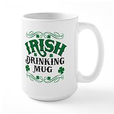Irish Drinking Shirt Mug