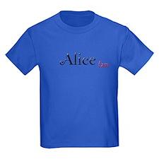 Twilight Alice Fan T