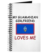 My Guamanian Girlfriend Loves Me Journal