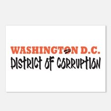 Washington D C Postcards (Package of 8)