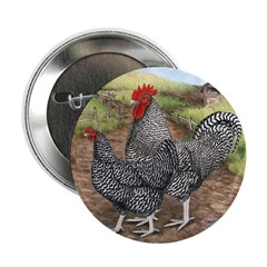 "Marans On The Farm 2.25"" Button (10 pack)"