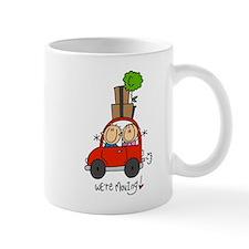 Car We're Moving Mug