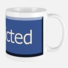 Addicted to FB - Mug