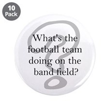 """Band 3.5"""" Button (10 pack)"""