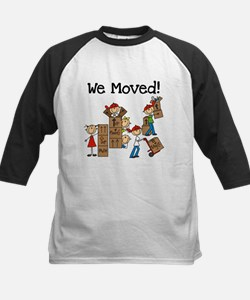 Unpacking We Moved Tee