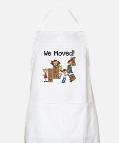 Unpacking We Moved BBQ Apron