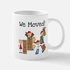 Unpacking We Moved Mug