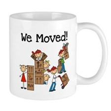 Unpacking We Moved Mug