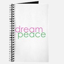 Dream Peace Journal