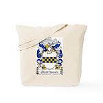 Thorrissen Coat of Arms Tote Bag