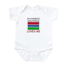 My Gambian Girlfriend Loves Me Onesie