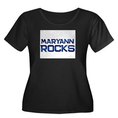 maryann rocks T