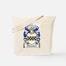 Thorsen Coat of Arms Tote Bag