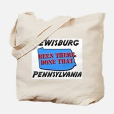 lewisburg pennsylvania - been there, done that Tot