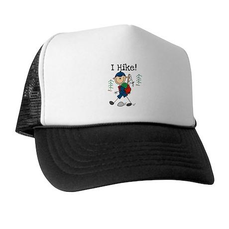 I Hike Trucker Hat