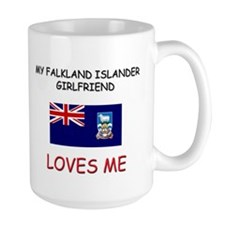 My Falkland Islander Girlfriend Loves Me Mug