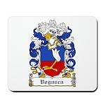 Vognsen Coat of Arms Mousepad