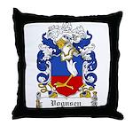 Vognsen Coat of Arms Throw Pillow
