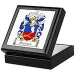 Vognsen Coat of Arms Keepsake Box