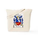 Vognsen Coat of Arms Tote Bag