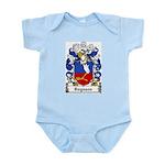 Vognsen Coat of Arms Infant Creeper