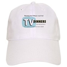 TV Dinner Baseball Cap