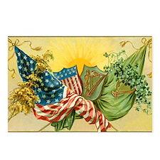 American Irish Postcards (Package of 8)