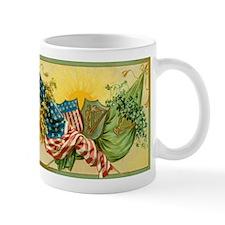 American Irish Mug
