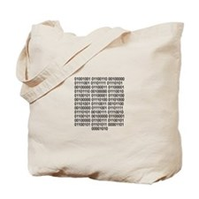 If you can read - Binary code Tote Bag