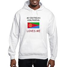 My Eritrean Girlfriend Loves Me Hoodie