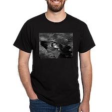 Okapi Calf (black & white) T-Shirt