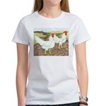 Chickens On The Farm Women's T-Shirt