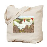 Chickens On The Farm Tote Bag