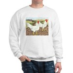 Chickens On The Farm Sweatshirt