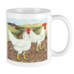Chickens On The Farm Mug