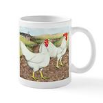 Chickens On The Farm Mug