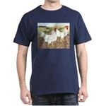 Chickens On The Farm Dark T-Shirt