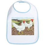 Chickens On The Farm Bib