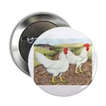 "Chickens On The Farm 2.25"" Button (100 pack)"