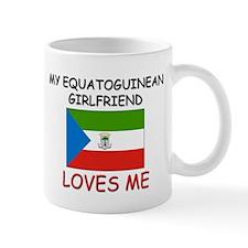 My Equatoguinean Girlfriend Loves Me Mug