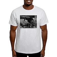 Okapi (black & white) T-Shirt