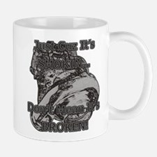 Don't Mean It's Broken! - Turbo Diesel - Mug